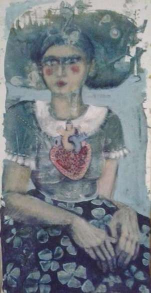 Mujer corazon
