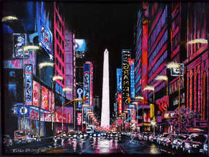 Luminosa Buenos Aires