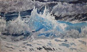 Una ola