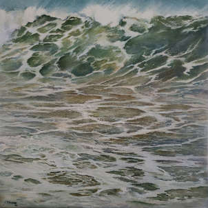 Cuando rompe la ola