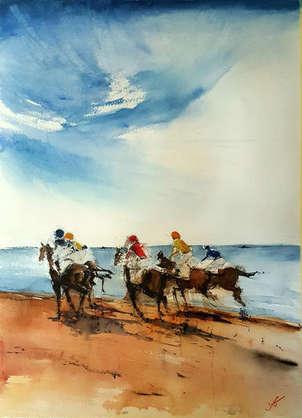 carreras de caballos ii