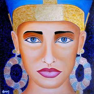 mirada de egipto