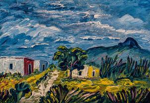 paisaje paraguana