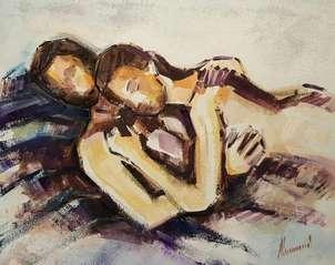 sueño de pareja