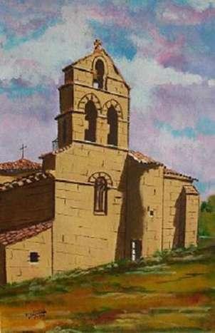 iglesia nogales de pisuerga (palencia)