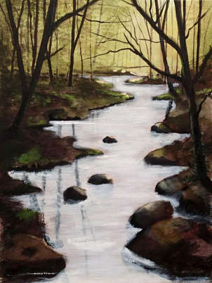 arroyo, stream