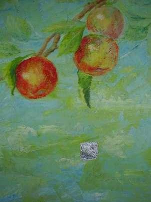 manzanas en rama