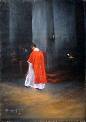escena religiosa