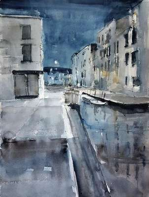 Venecia nocturno