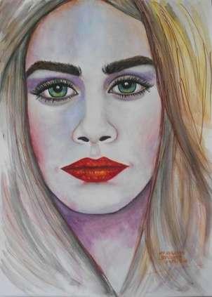 ojos esmeralda