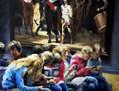 Visitando a Rembrandt