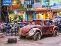 Escarabajo en El Cairo