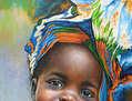 Niña de Africa 94