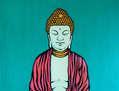 Buda ilustración