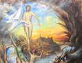 Resurrección, (Homenaje al Greco 2014)