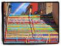 Stairway to rainbow