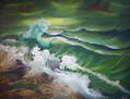 Mar Esmeralda