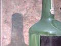 ¨Botella de vino portugués¨