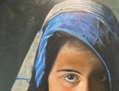 Chica arabe