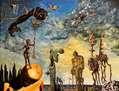Homenaje a Salvador Dalí