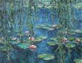 NENÚFARES 2-Pensando en Monet.