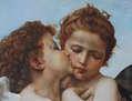 Cupido y Psiquis (Detalle)
