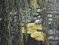 NENÚFARES 3 - Pensando en Monet.