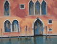 fachada de Venecia
