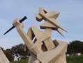 el escultor