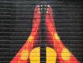 graffiti fachada