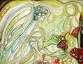El ángel jardinero