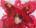 Flor naranja 40