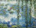 NENÚFARES 4-Pensando en Monet.