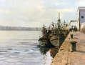 Puerto pesquero/Porto pesqueiro/Fishing port
