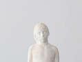 Desnudo figura frontal - Pedro Quesada