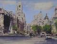 Plaza Cibeles , Madrid
