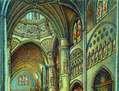 Interior Catedral Burgos