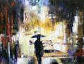 rain in the shadows