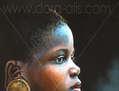 Niña de África 98