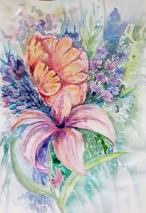 expresion floral