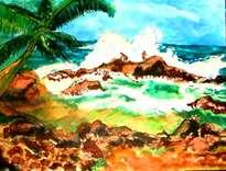 unsettled coast