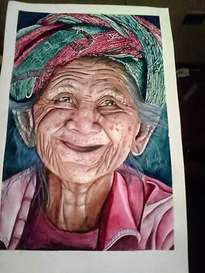 la sonrisa de la abuela