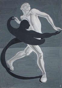 baile con la sombra