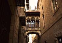 puente en barcelona