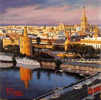 Sevilla.- las dos torres