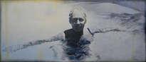 aída luz nadando