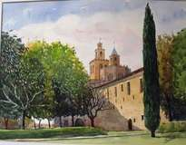 monasterio de sant cugat (barcelona)