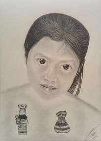 retrato de ana