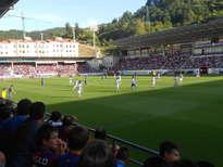 sd eibar debut 1ª división