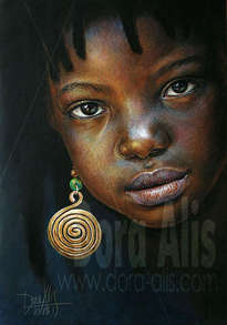 niña de africa 92